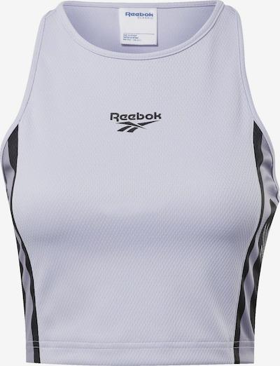 Reebok Classic BH in flieder / schwarz, Produktansicht