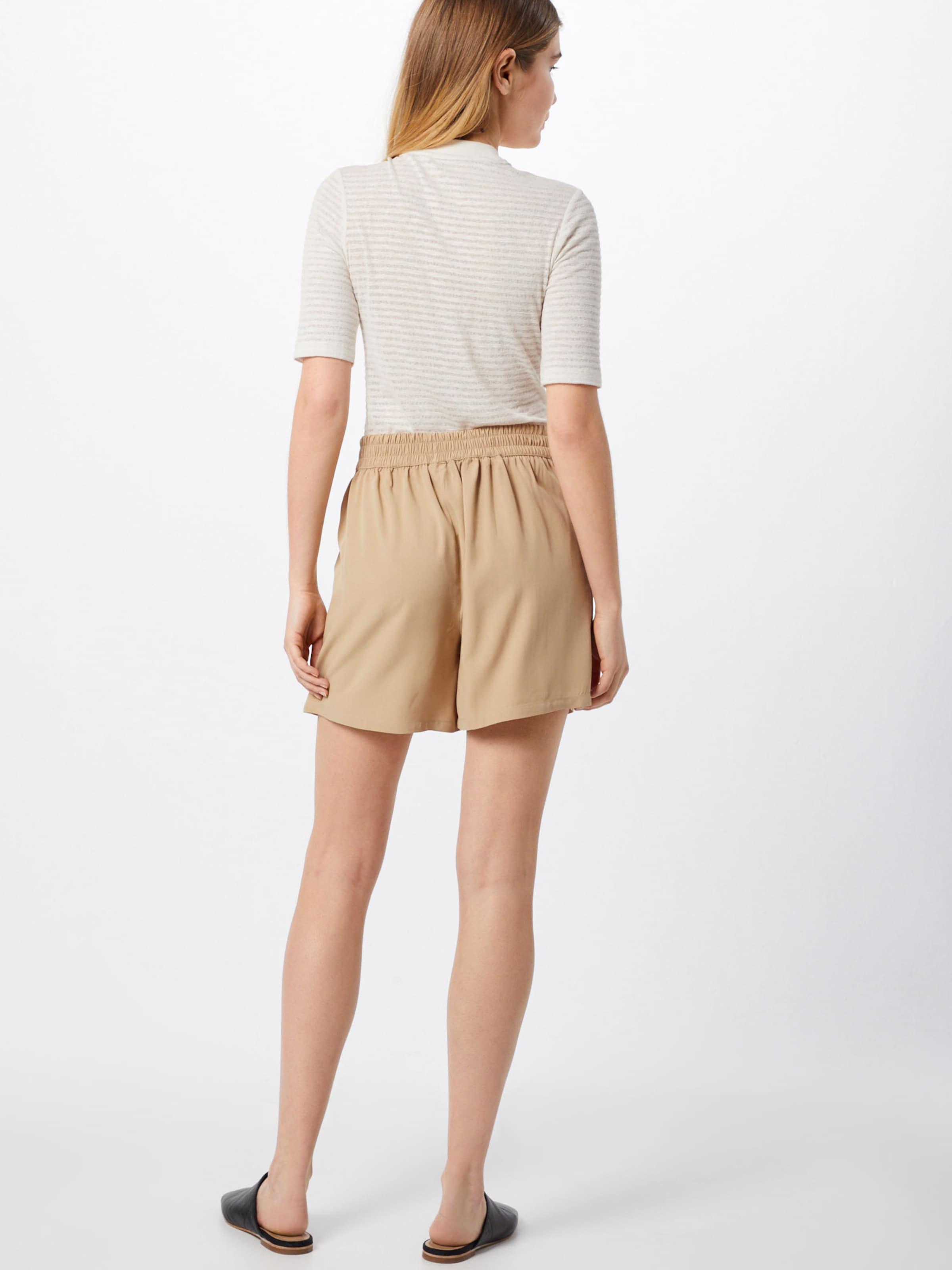 Shorts' 'viamona Beige En Pantalon Vila DHYeE29IW