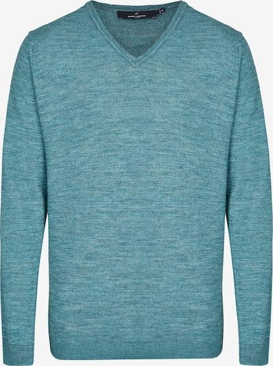 DANIEL HECHTER Pullover in himmelblau, Produktansicht
