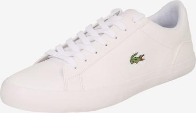 fehér LACOSTE Rövid szárú edzőcipők, Termék nézet