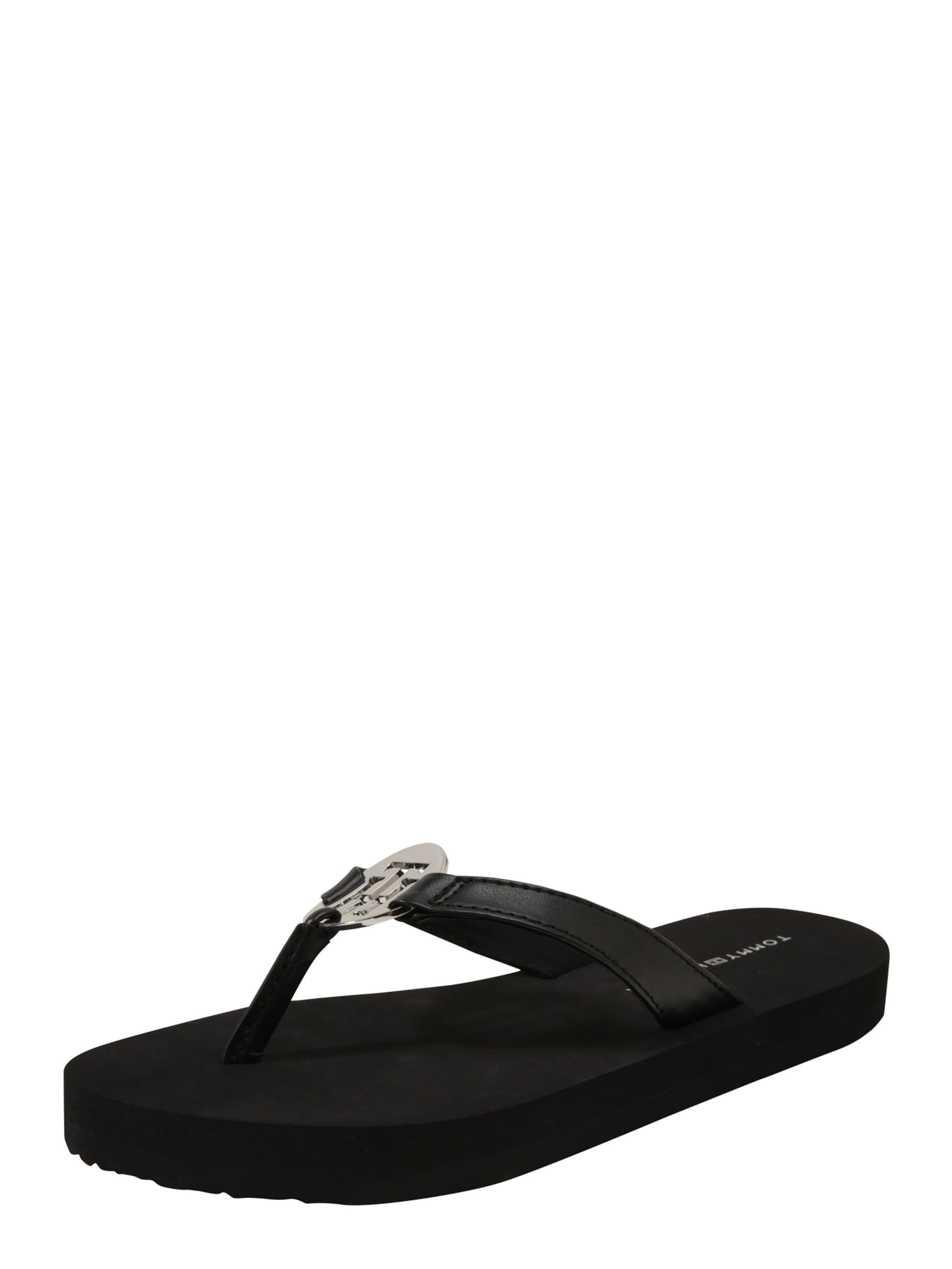 Haltbare Mode billige Schuhe TOMMY HILFIGER | Zehentrenner Schuhe Gut getragene Schuhe