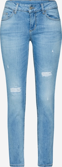 LIU JO JEANS Jeans 'ECS B.UP MONROE REG.W.' in blue denim, Produktansicht
