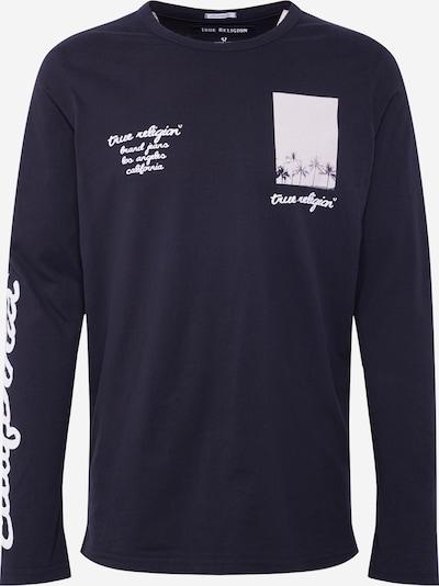 True Religion Majica | črna barva, Prikaz izdelka