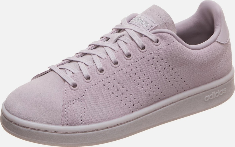 ADIDAS PERFORMANCE Sneaker 'Advantage' in pastellpink: Frontalansicht