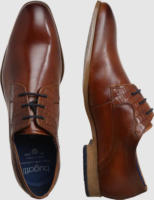Haltbare Mode billige Schuhe bugatti | Schnürschuh Schuhe Gut getragene Schuhe