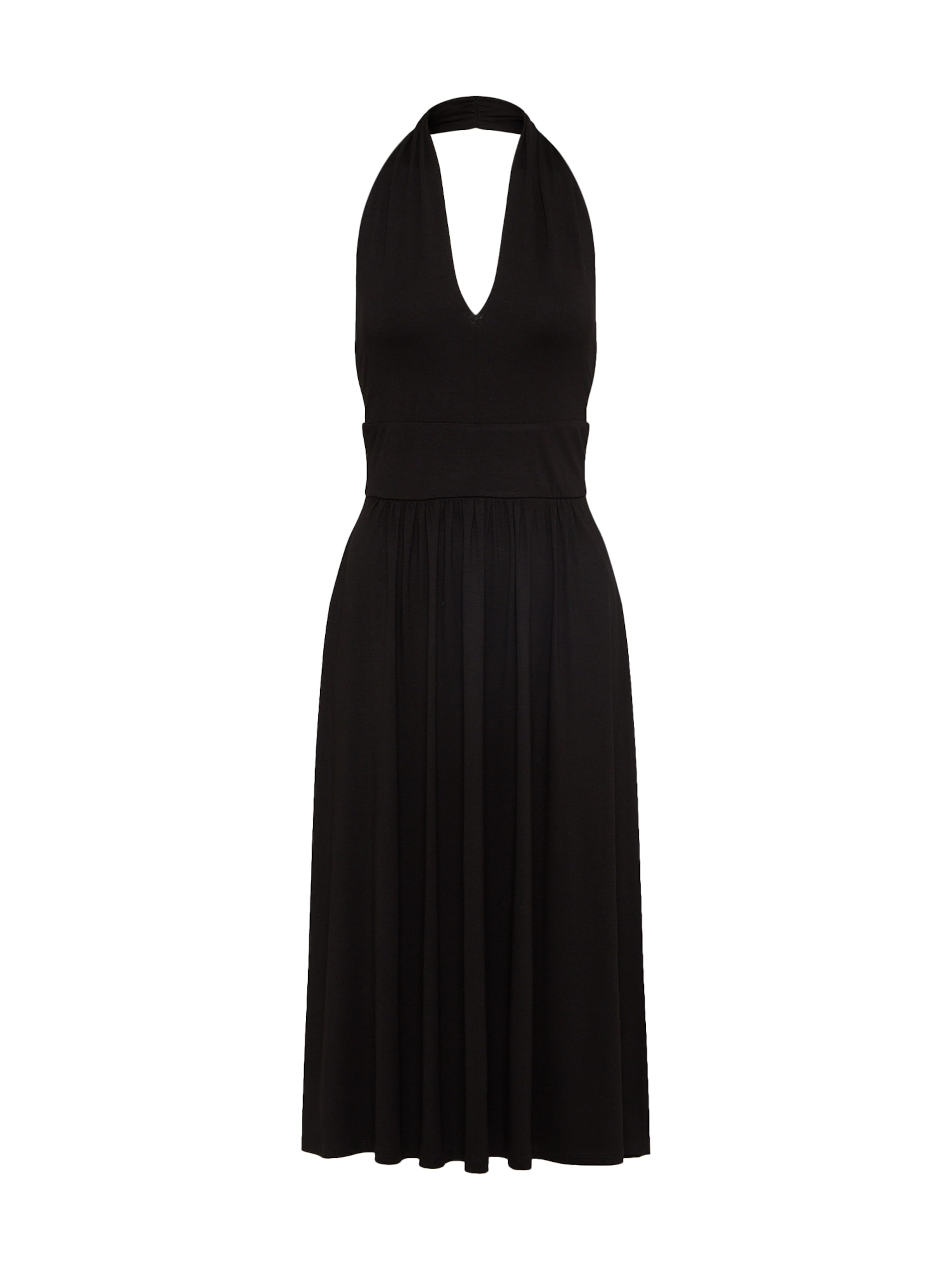 Robe Noir 'verena' En About You QtdCrshx