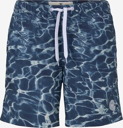 TOM TAILOR Zwemshorts in de kleur Blauw, Productweergave