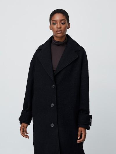 LeGer by Lena Gercke Tussenmantel 'Tamia' in de kleur Zwart, Modelweergave