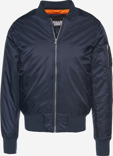 Urban Classics Prechodná bunda - námornícka modrá, Produkt