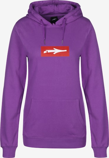 Illmatic Hoodie in lila, Produktansicht