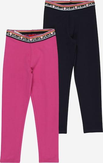 s.Oliver Leggings in blau / pink, Produktansicht