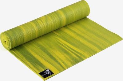 YOGISTAR.COM Yogamatte in hellgrün, Produktansicht