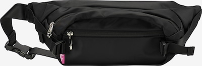 MYMO Gürteltasche in schwarz, Produktansicht