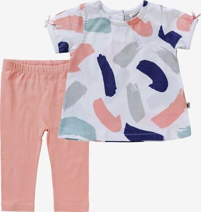 JACKY Set in marine / mint / rosa / weiß, Produktansicht