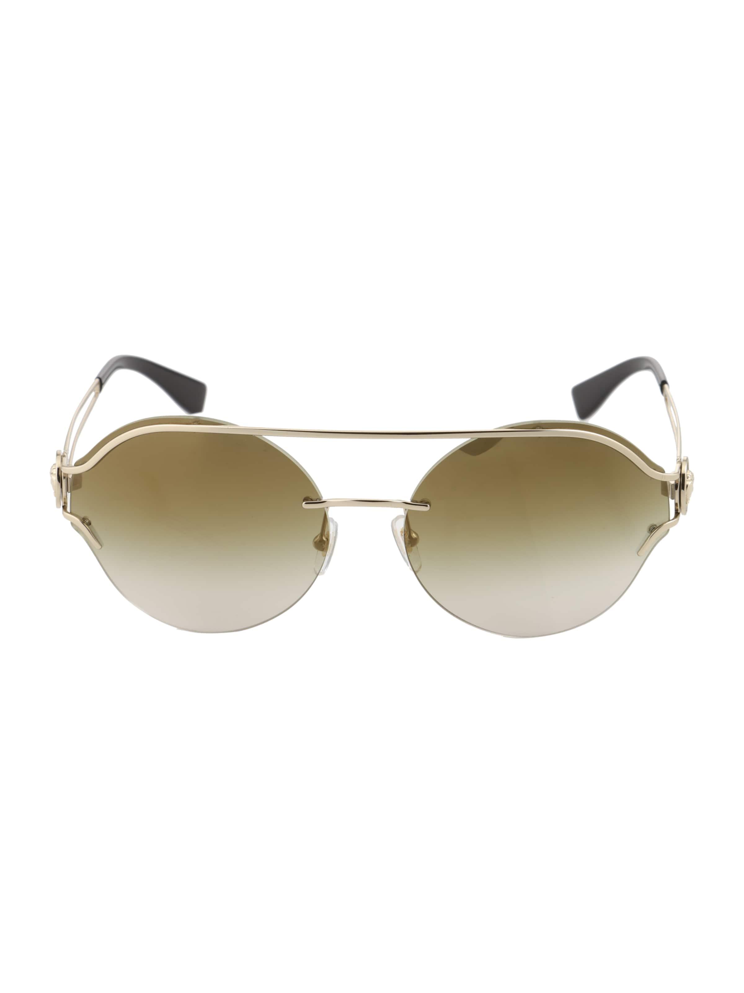 VERSACE Casual Sonnenbrille im Piloten-Style Qualität Aus Deutschland Großhandel 3lcO9