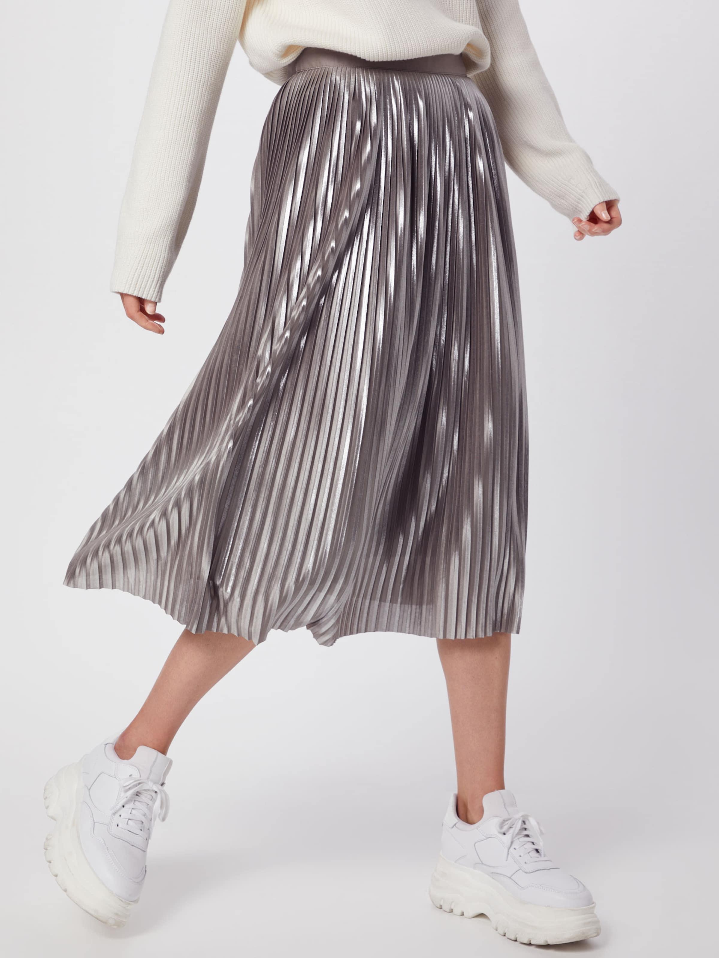 RoséSilber 'pleated Republic Banana Metallic Skirt' Rock In I2EDWH9Y