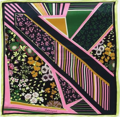BeckSöndergaard Masque en tissu 'Flowerwhirl Sia' en mélange de couleurs, Vue avec produit