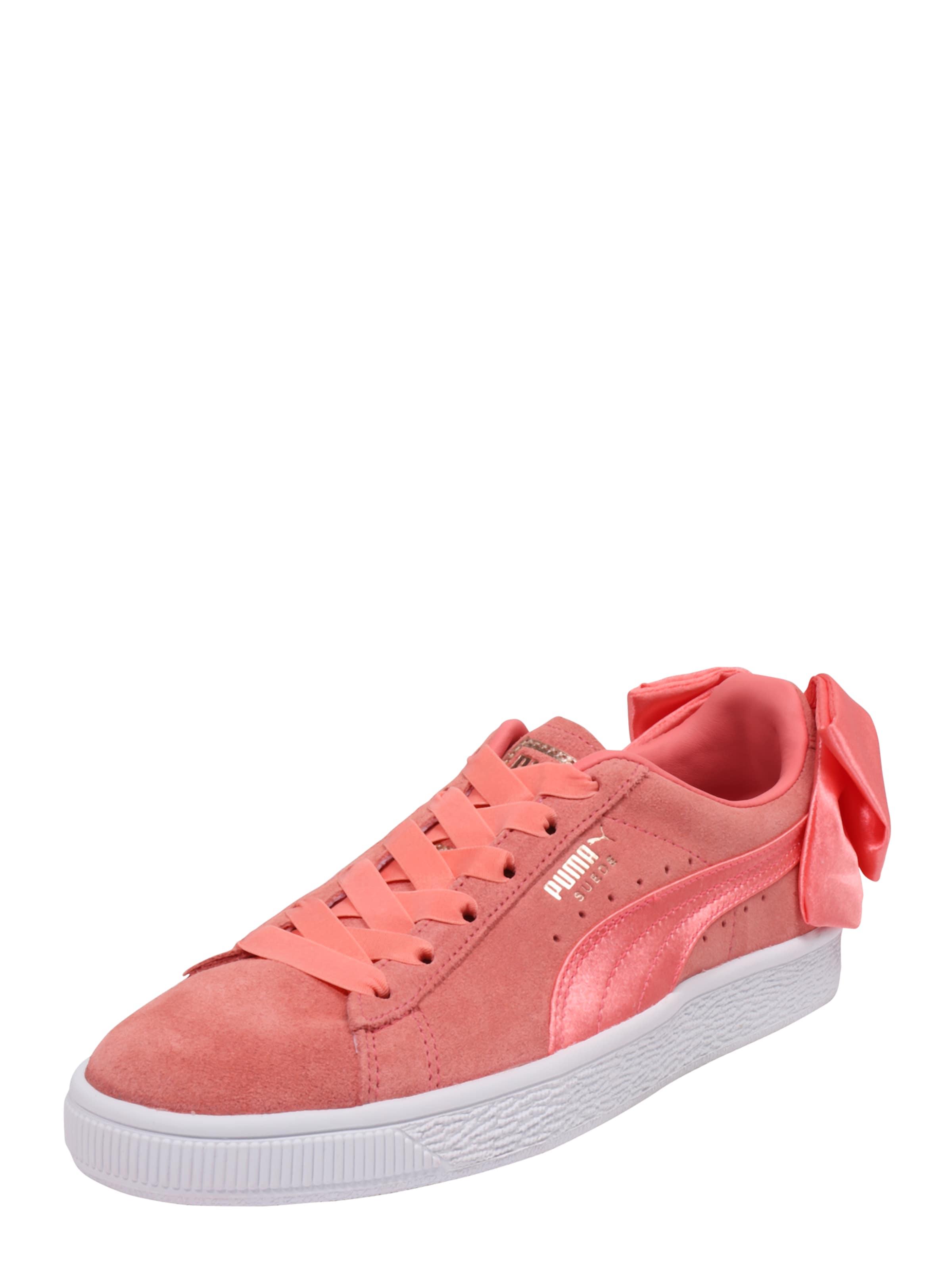 PUMA Veloursleder-Sneaker mit Schleife  Suede Bow