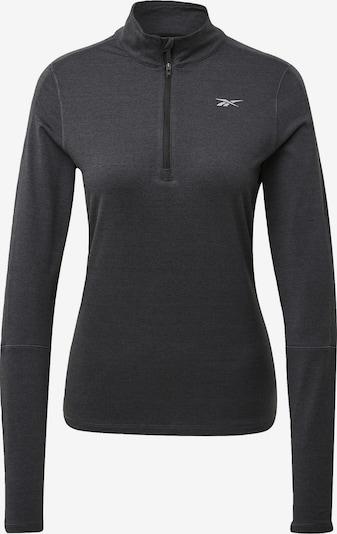 REEBOK Sportief sweatshirt in de kleur Zwart, Productweergave