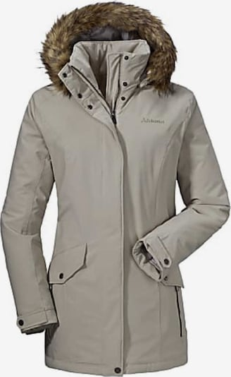 Schöffel Jacke 'Verona2' in hellgrau, Produktansicht