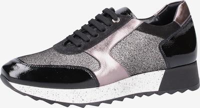 MOT-CLè Sneaker in rosé / schwarz / silber / weiß, Produktansicht