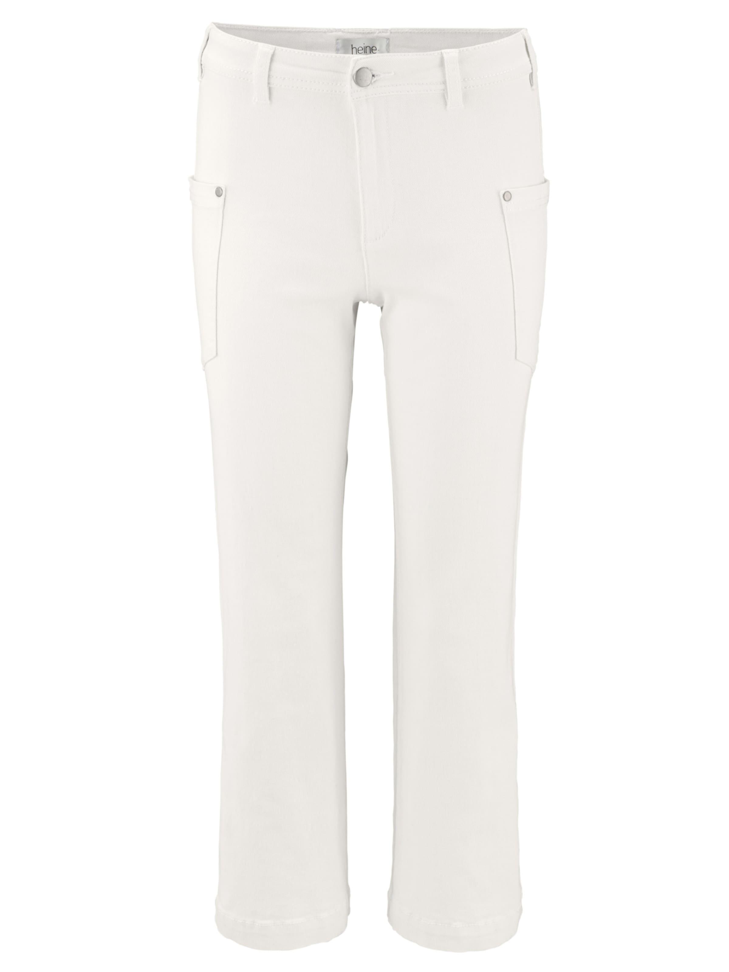 En Cassé Heine Heine Blanc Heine Cassé Pantalon En Blanc Pantalon Pantalon En y8wvNmn0O