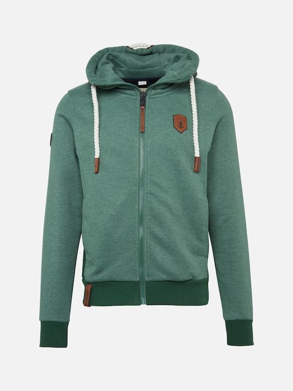 Dunkelb — Naketano Sweatshirt Rulmeca Styli Pullover Germany