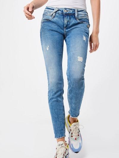 Gang Jeans 'NENA CROPPED' in azur, Modelansicht