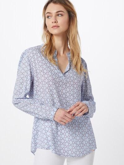 CINQUE Bluse 'CITAUBE' in hellblau / weiß, Modelansicht