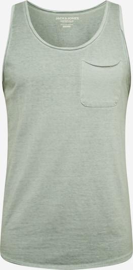 JACK & JONES T-Shirt en vert pastel, Vue avec produit