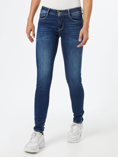 Le Temps Des Cerises Jeans 'PULP' in blau, Modelansicht