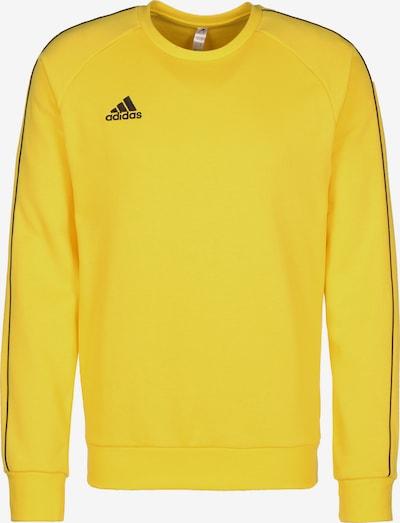 ADIDAS PERFORMANCE Trainingssweat in gelb / schwarz, Produktansicht