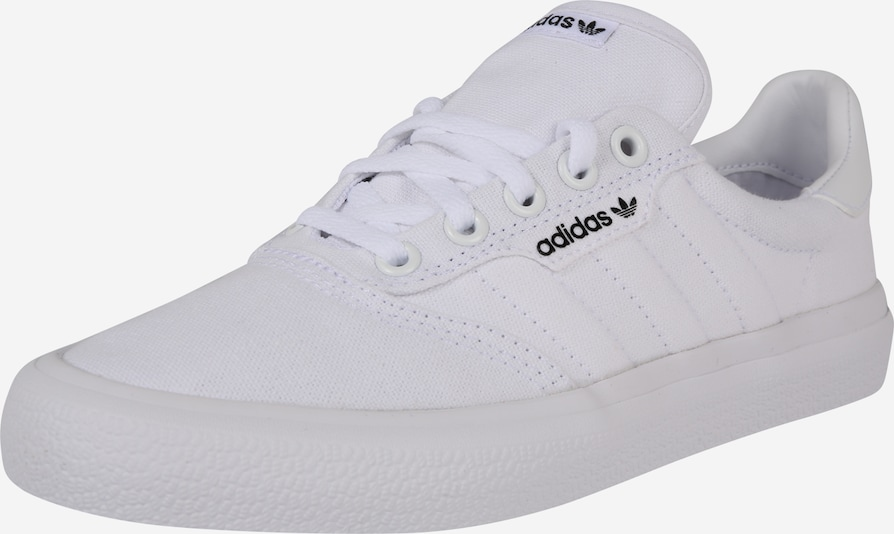 ADIDAS ORIGINALS Sneaker '3 MC' in weiß, Produktansicht