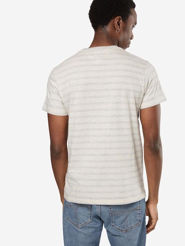 Tommy Jeans Shirt 'TJM REG STRIPE CN KNIT S/S 15'