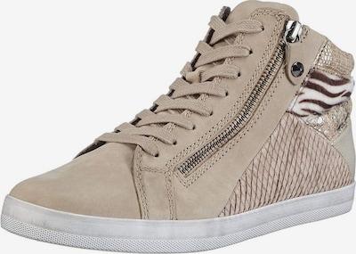 GABOR Sneakers in camel / gold, Produktansicht