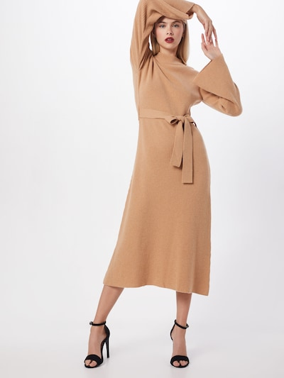 IVY & OAK Kleid in camel, Modelansicht