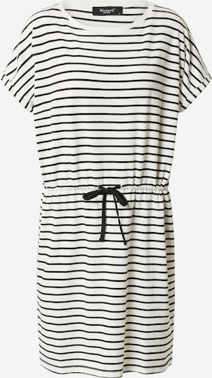 SISTERS POINT Letní šaty 'HANA' - krémová / černá, Produkt