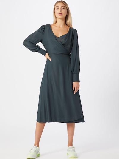 ICHI Kleid 'IHEBBALISE' in tanne, Modelansicht