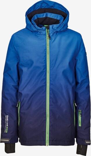 KILLTEC Skijacke 'Pendaro' in blau / nachtblau, Produktansicht