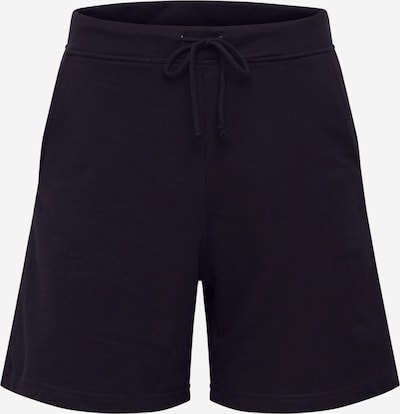 Degree Shorts in schwarz, Produktansicht