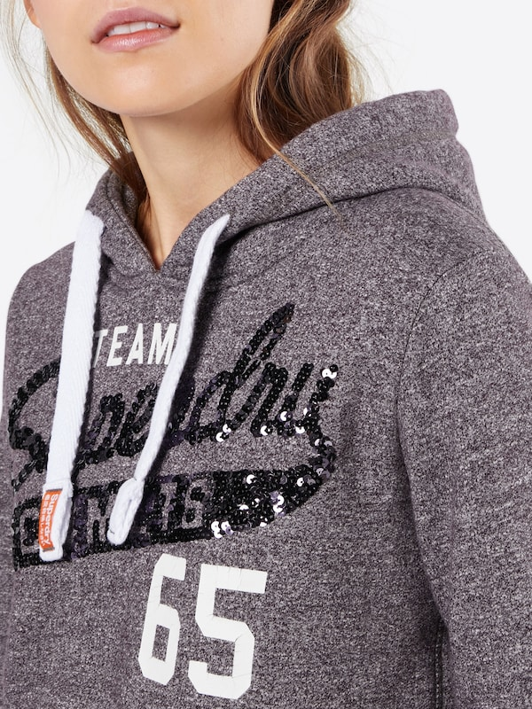 Superdry Sweatshirt 'TEAM COMETS'