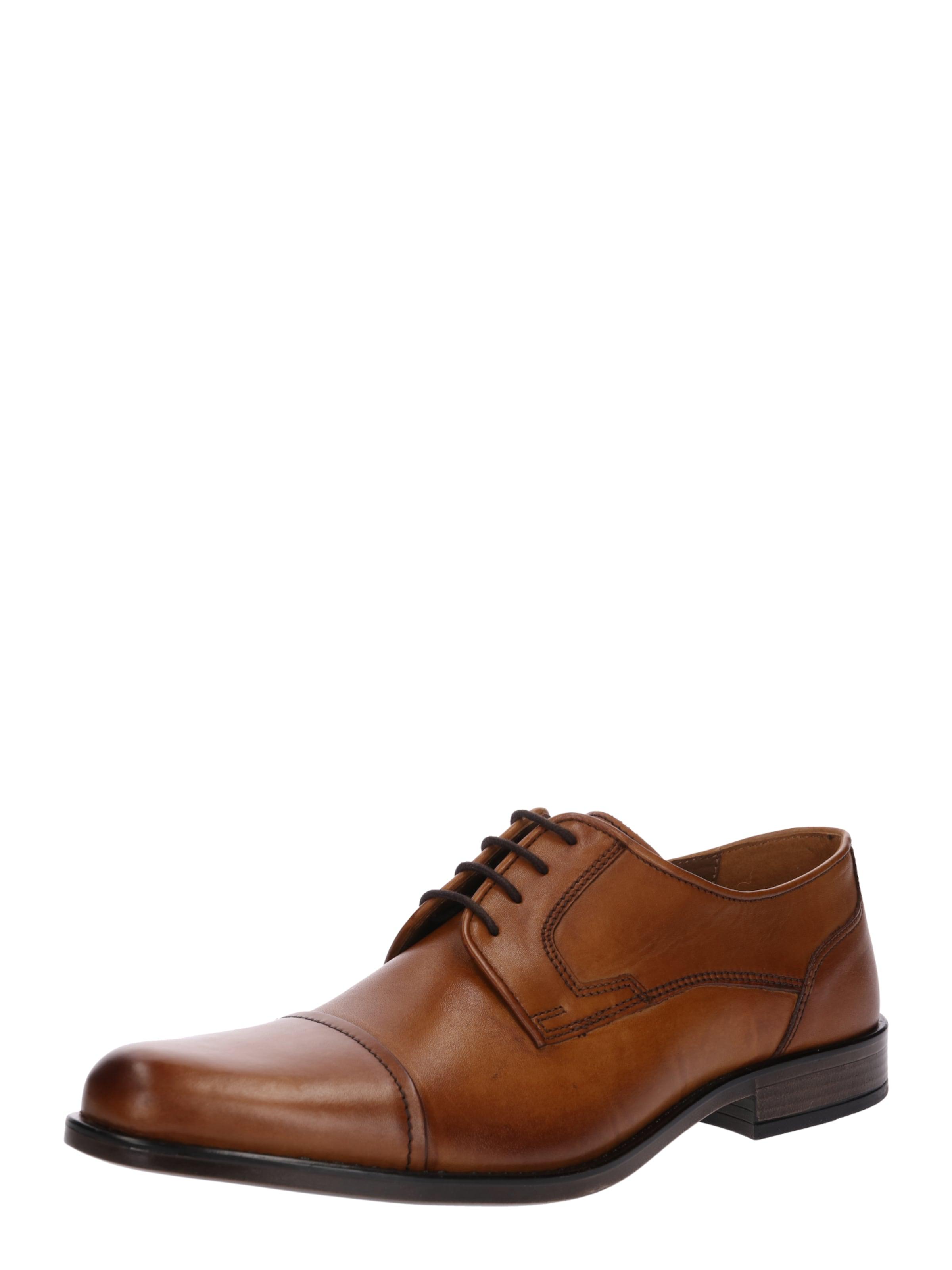 Pier Chaussure One Cognac À '7811' Lacets En wrwTS4