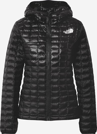 THE NORTH FACE Sport-Jacke in schwarz / weiß, Produktansicht