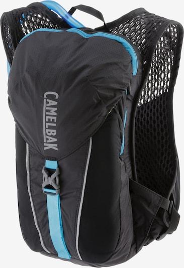 CAMELBAK Trinkrucksack 'Octane 10' in neonblau / schwarz, Produktansicht