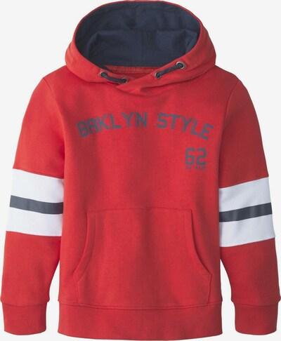 TOM TAILOR Sweatshirts in rot, Produktansicht
