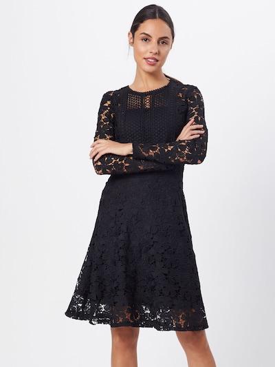 ZABAIONE Kleid in schwarz, Modelansicht