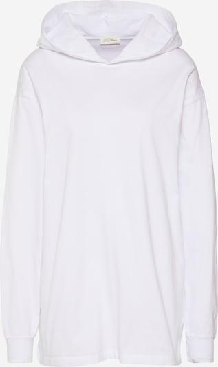 AMERICAN VINTAGE Sweatshirt in weiß, Produktansicht
