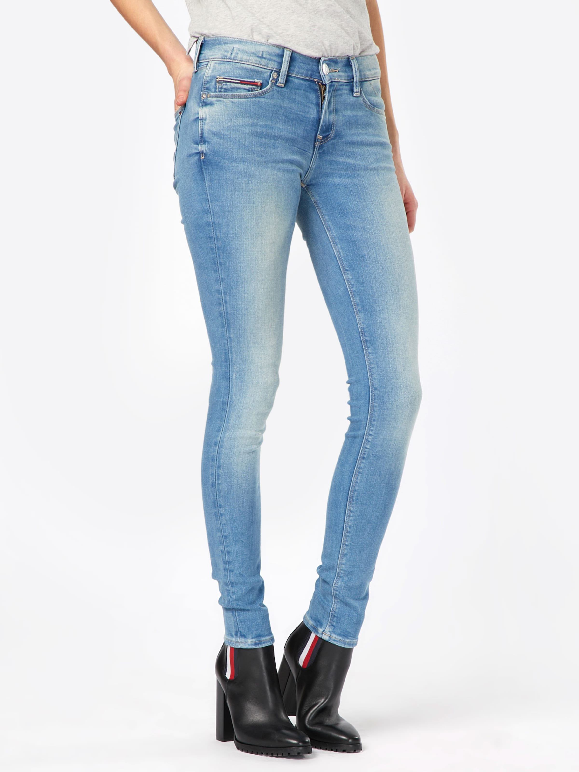 Verkauf Angebote Tommy Jeans Skinny Jeans 'NORA' Billig Authentisch Auslass Viele Arten Von xj9zOkH