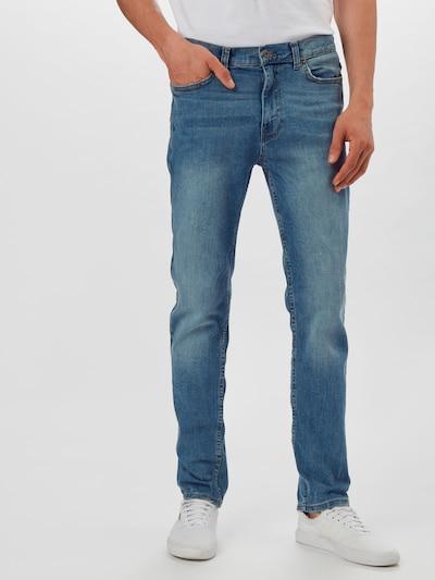 BURTON MENSWEAR LONDON Jean en bleu denim, Vue avec modèle