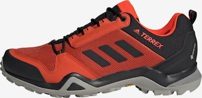 ADIDAS PERFORMANCE Lage schoen in de kleur Sinaasappel / Zwart, Productweergave